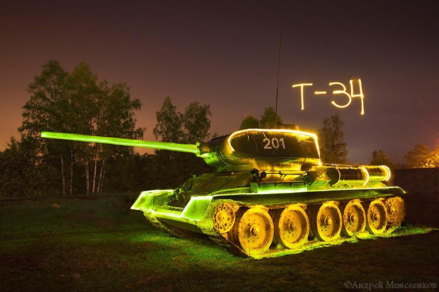 Ночь в Музее. В танковом музее в Кубинке!