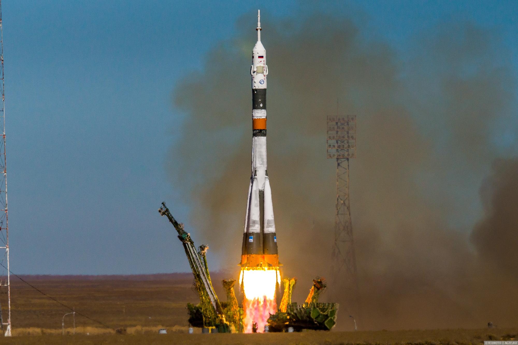 Космонавтика — ТехФото