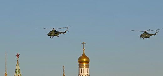 Тактико-специальные учения ФСО в Кремле.