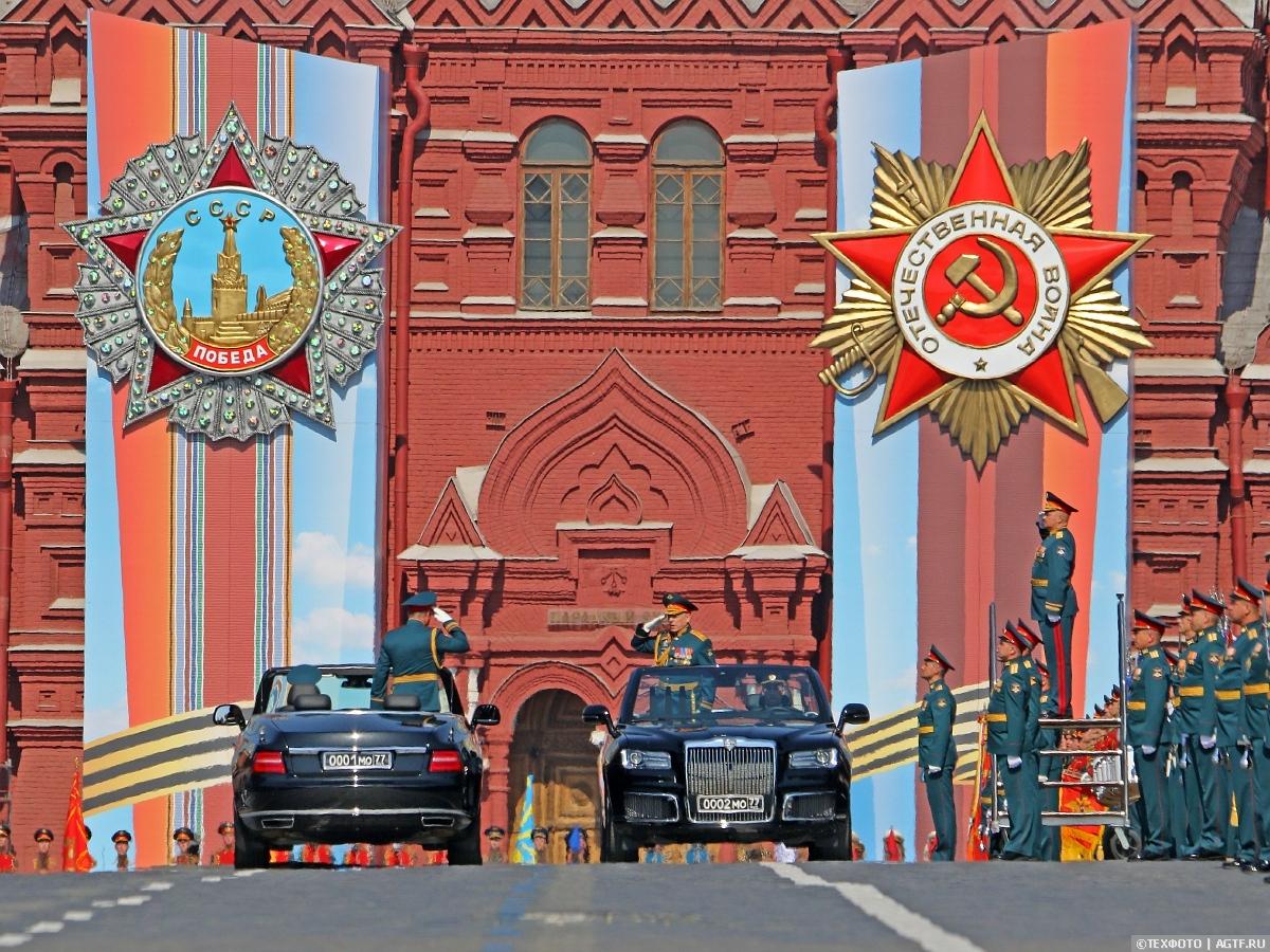 Генеральная репетиция Парада Победы 2019. Часть 1.