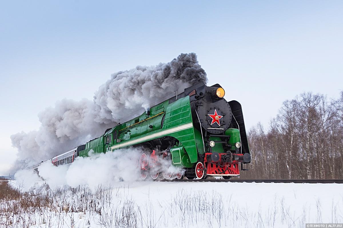 Паровоз Иваново — Шуя