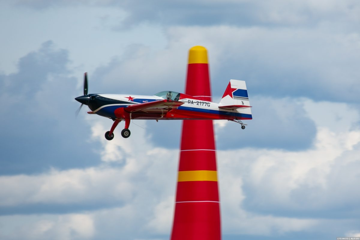 III Чемпионат России по самолетному спорту в дисциплине «Авиагонки — Формула-1»